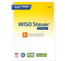 WISO Steuer-Sparbuch 2021 (Vollversion für das Steuerjahr ...