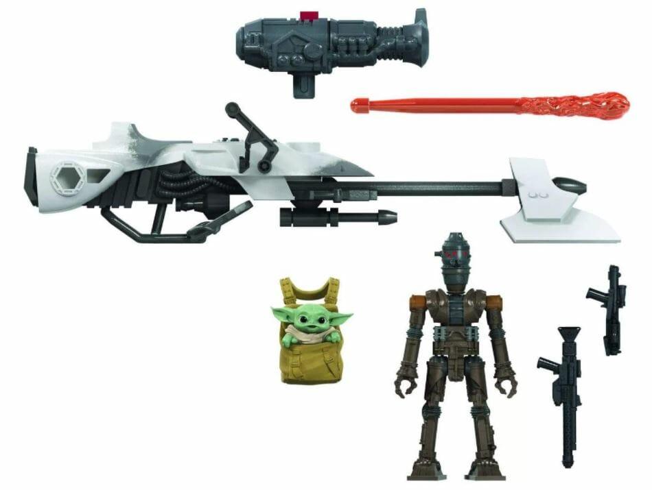 Hasbro Star Wars Mission Fleet Expedition Class IG-11 Set