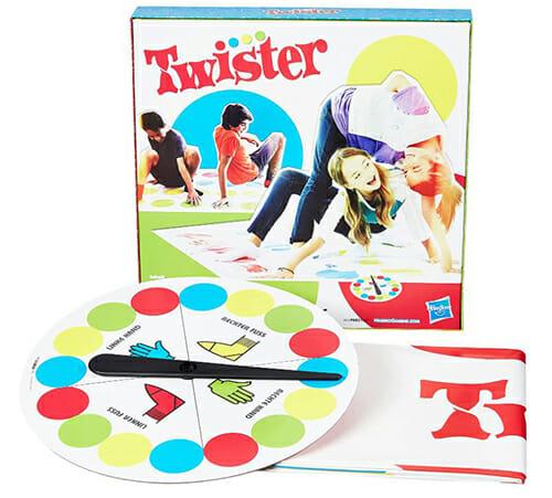Hasbro Gaming Twister Spiel
