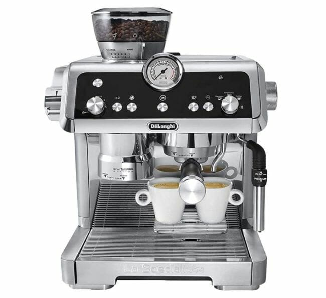 Preisfehler? De'Longhi EC9335.M La Specialista Espresso-Siebträgermaschine