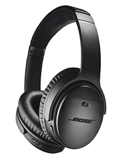 Bose QuietComfort 35 Serie II Bluetooth Over Ear Kopfhörer