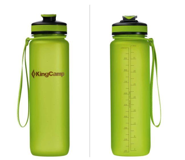 KingCamp 1000ml Tritan Trinkflasche