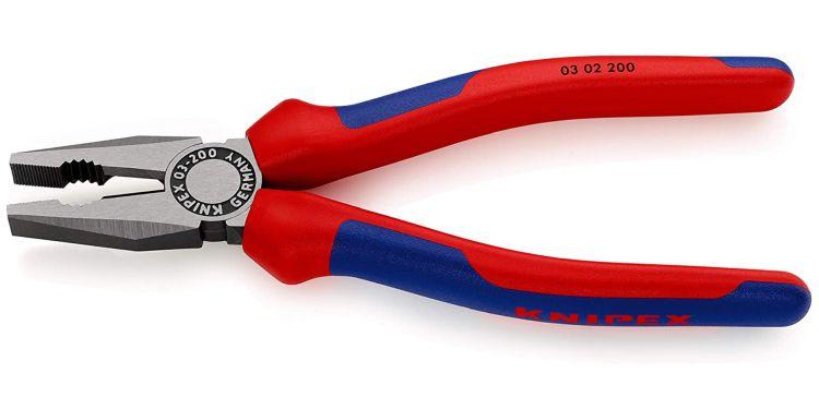 Knipex 03 02 200 SB 20cm Kombizange